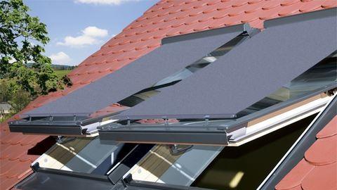 Hogyan tarthatjuk hűvösen a tetőteret?