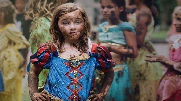 Disney-kampány kislányoknak