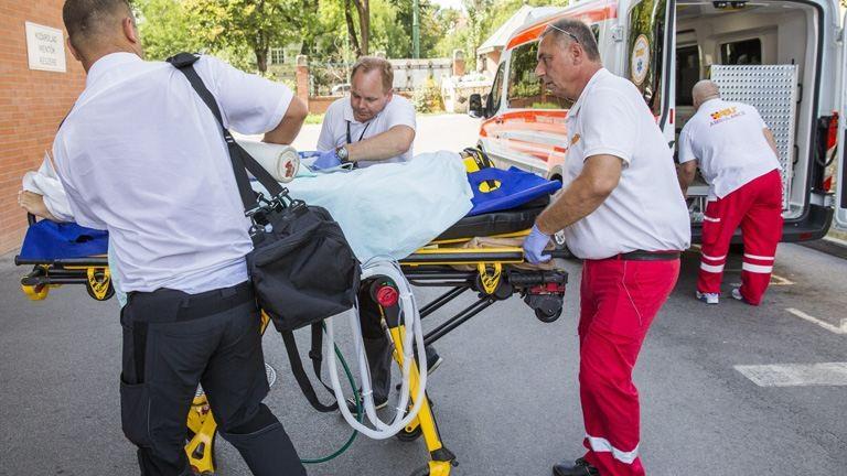 Megműtötték Burkus Vanesszát, de még mindig kómában van