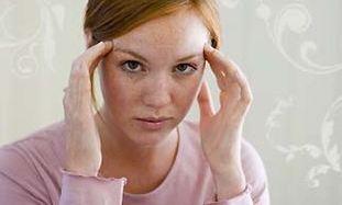 A homlokcsakra betegségei