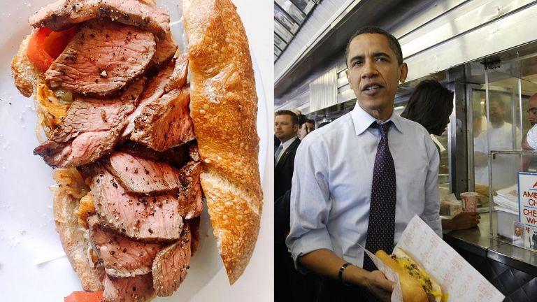 Philly steak-szendvics - A világ harmadik legkeresettebb receptje
