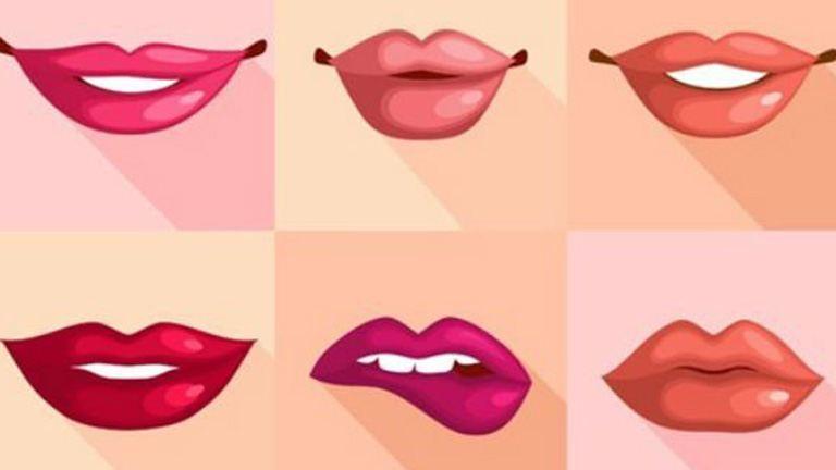 Tudd meg, mit mond rólad az ajkad vonala!