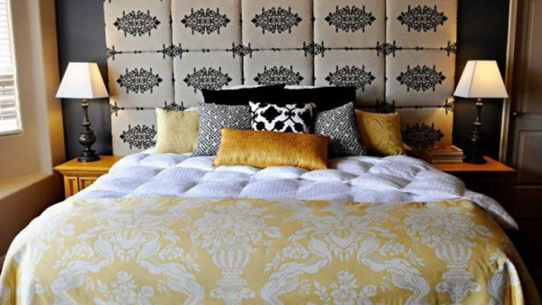 15 ötlet fejtámlákra hálószobába