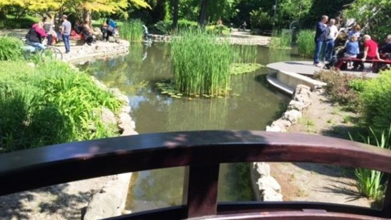Különleges japánkertek Budapesten