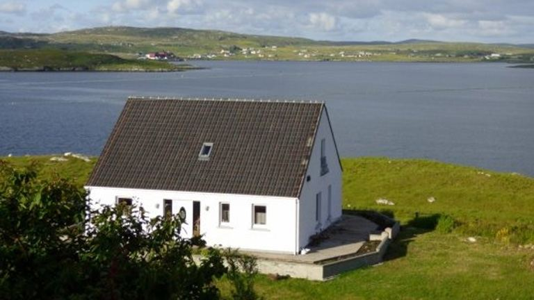 Mesebeli sziget Skóciában