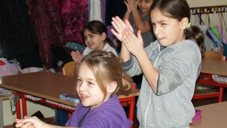 Suliszamuráj segít az iskolai stresszoldásban