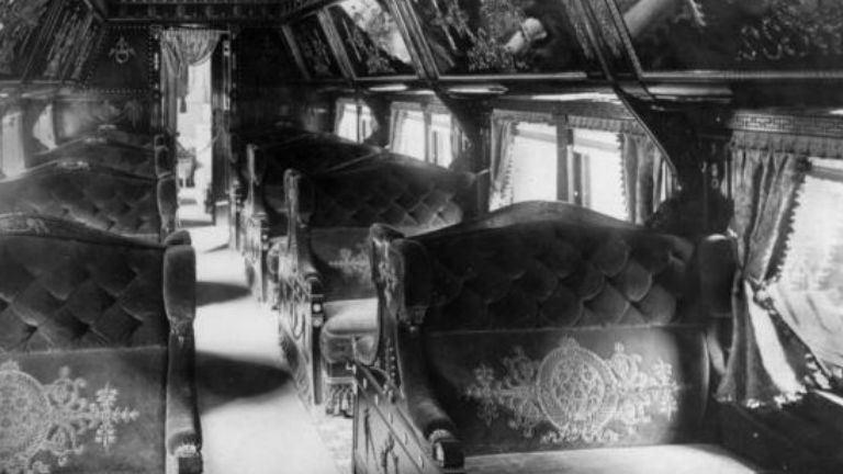 Szavakat nem találsz, milyen lenyűgöző volt ez a luxusvonat a 19. században