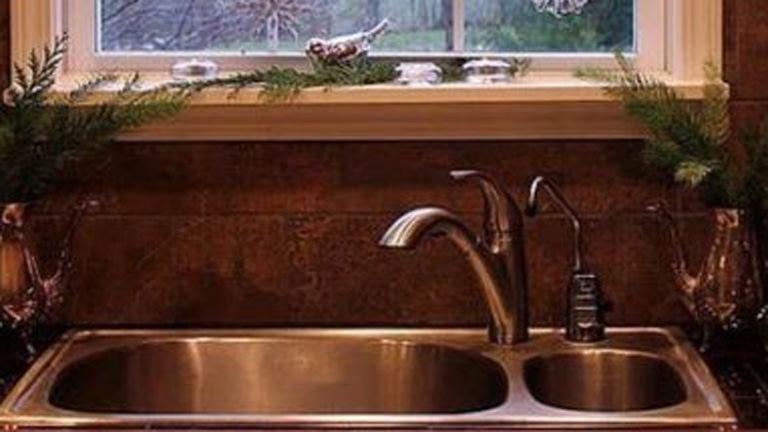 Ha teheted, ide tedd a mosogatót a konyhában