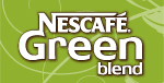 Krdv: NESCAF Green blend
