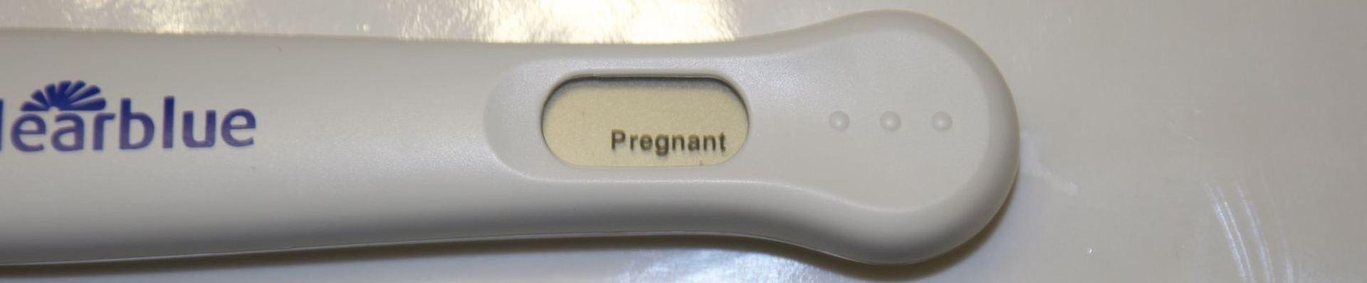 terhességi teszt