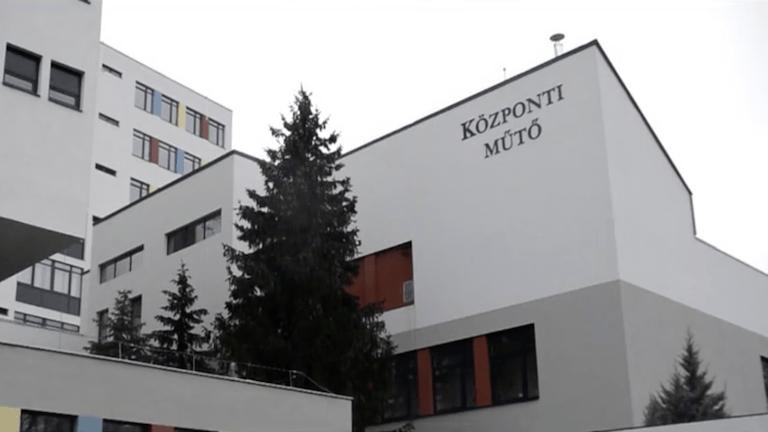 kórház, Hatvan, TV2