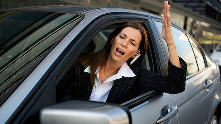 autó vezetés forgalom bunkó autósok