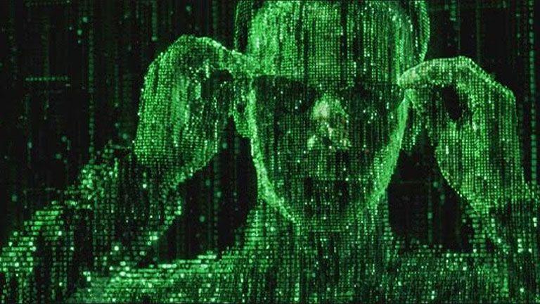 mátrix hacker számítógép internet keanu reeves sci-fi