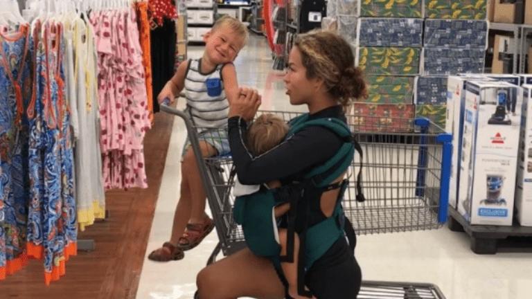 edzés, bevásárlás