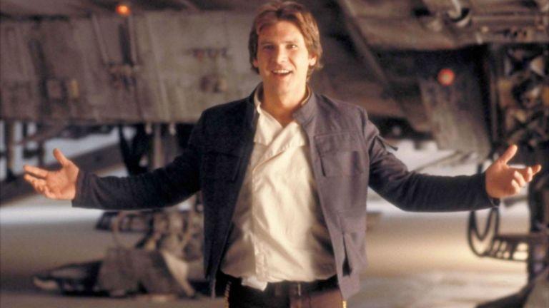 Harrison Ford a Csillagok háborújában (forrás: Lucasfilm)