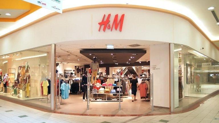 H&M Budapesten (fotó: Europark)