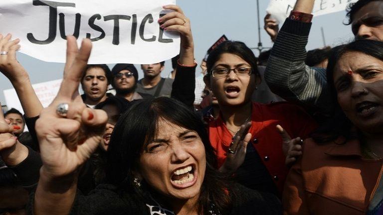 india, nemi erőszak (fotó: AFP/Sajjad Hussain)