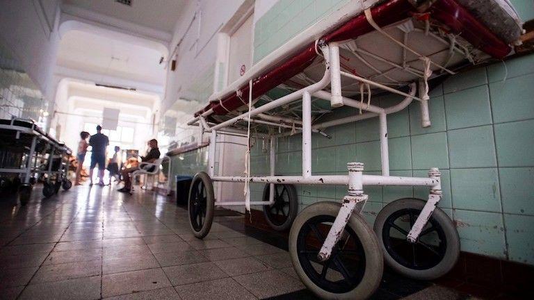Szent János Kórház (fotó: MTI / Balogh Zoltán)