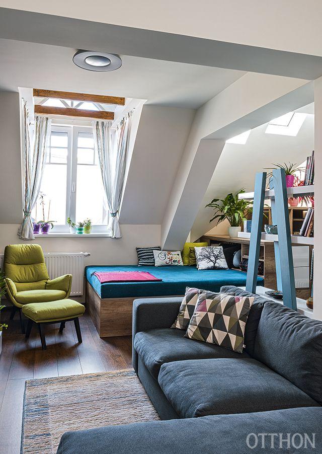 lakásfelújítás tetőtér