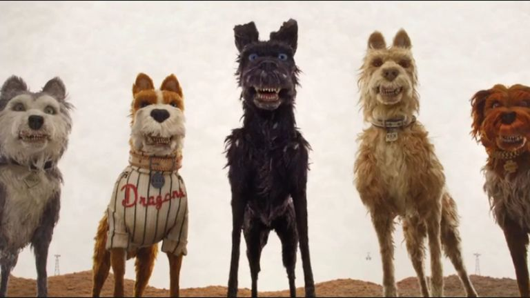 A kutyák szigete (forrás: IMDB)