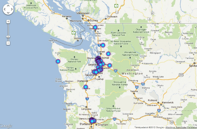 Seattle-ben sokat adnak a biztonságos szexre