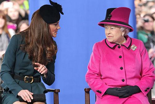 Rászóltak Kate Middletonra: ne legyen olyan feltűnő!