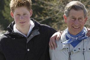 Valóban nem Károly herceg Harry édesapja?