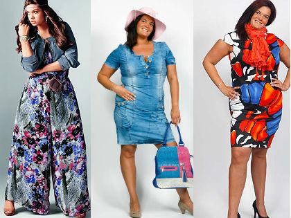 Vidám nyári ruhák dundi nőknek  5338bd62c2
