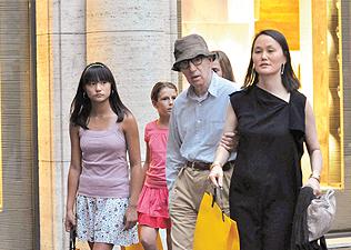 Woody Allen interjú