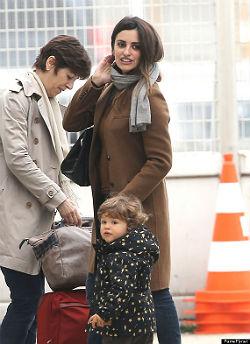 Hatalmasra nőtt Javier Bardem és Penelope Cruz fia - fotó