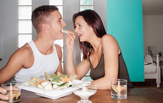 Hogyan etesd a férfit?
