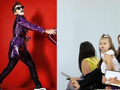 Kifutóra lép Beckhamék két gyereke