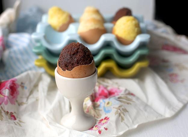 Recept: süss muffint tojásban