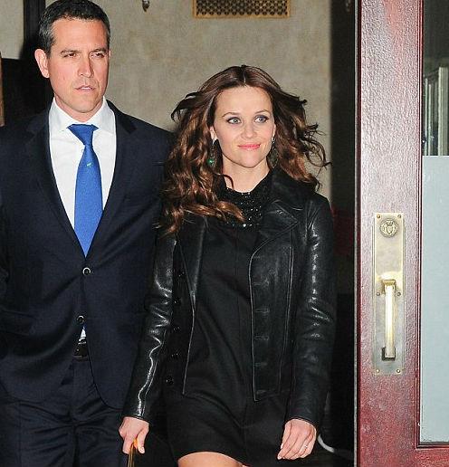 Börtönfotó - letartóztatták Reese Witherspoont és férjét