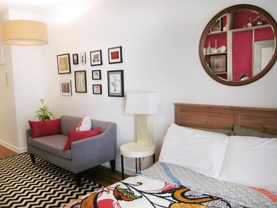 Kattints a képre a galériáért és az alaprajzért! Fotók: Apartment Therapy
