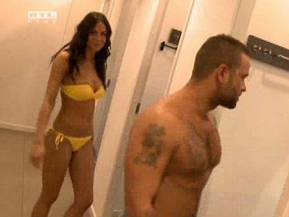 Szexis képen pózol az RTL üdvöskéje