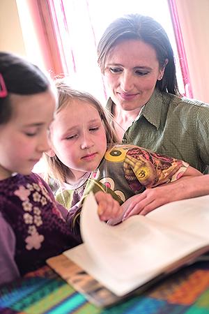 """""""Az én gyerekem otthon tanul"""""""