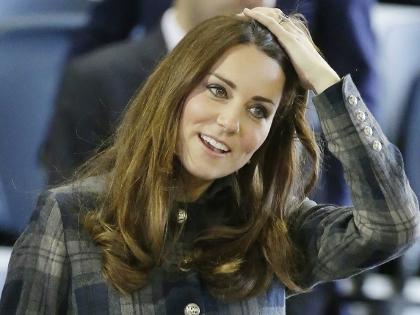 Különös módszerrel szülne Katalin hercegné