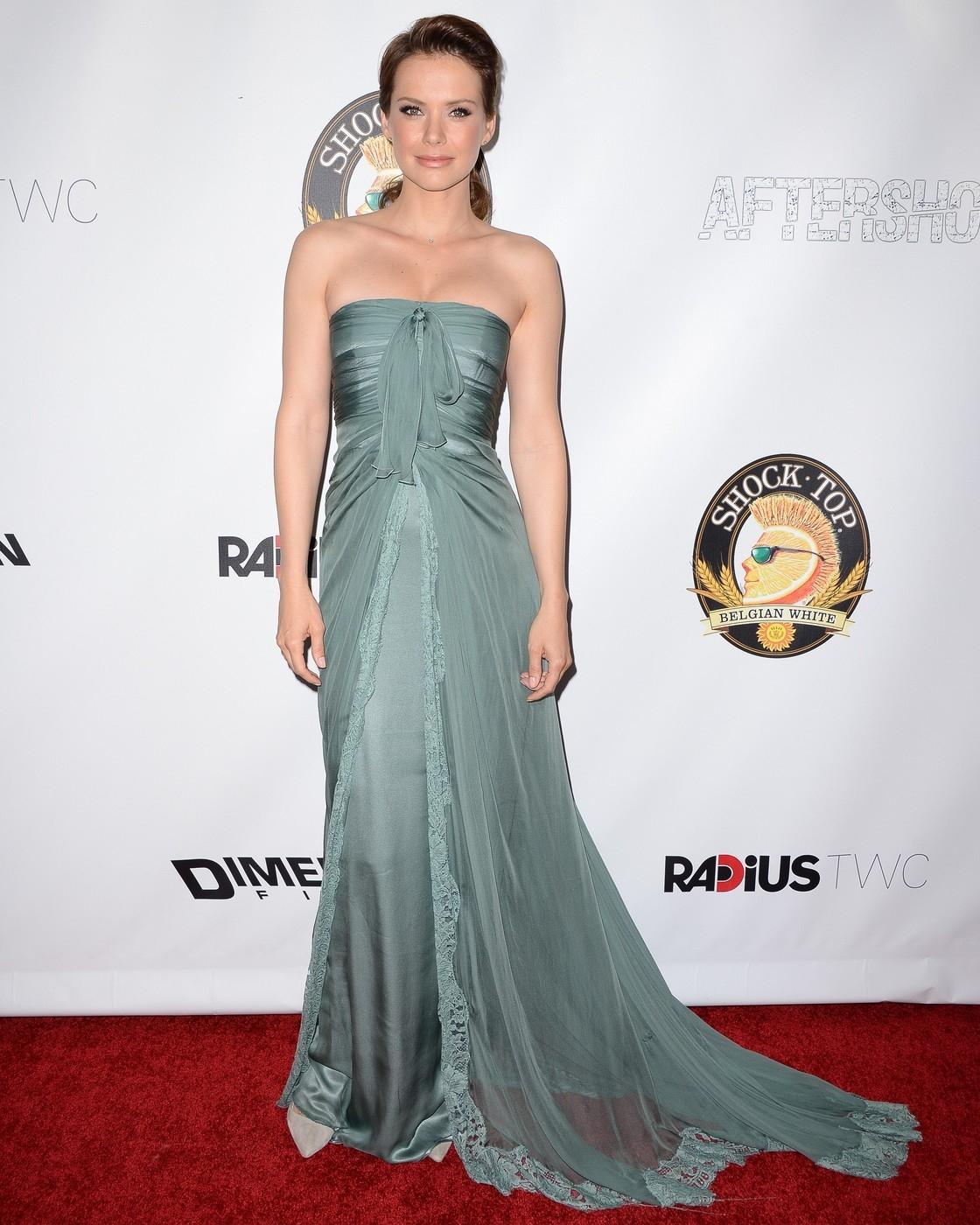 Osvárt Andrea nem akar bedőlni Hollywood hamis csillogásának