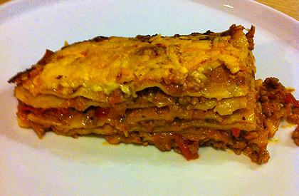 Laci-pecsenye: így készül a házi lasagne