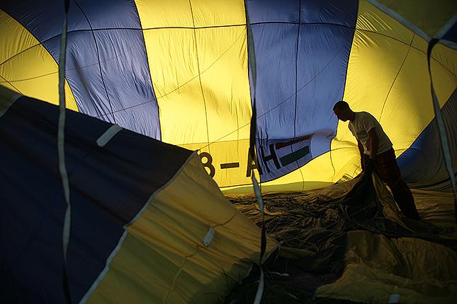 Hőlégballonnal a világ felett: testvéreknek szereztünk örömet