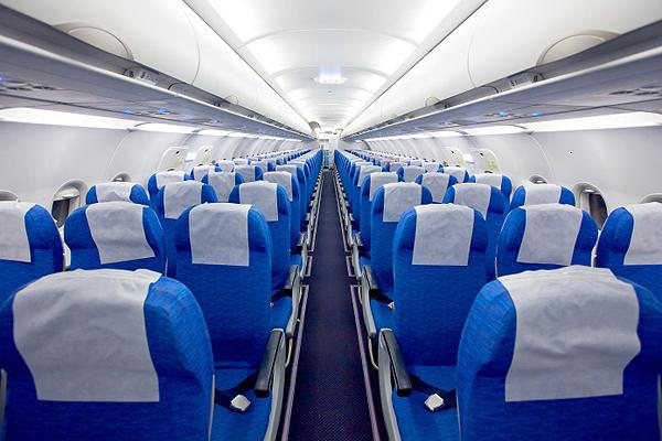 Gyerekmentes övezetben utazhatnak a repülőn