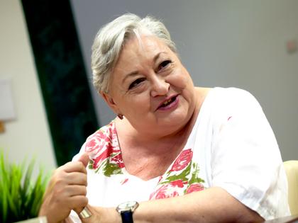 """Molnár Piroska: """"Kánkánt már nem fogok táncolni"""""""