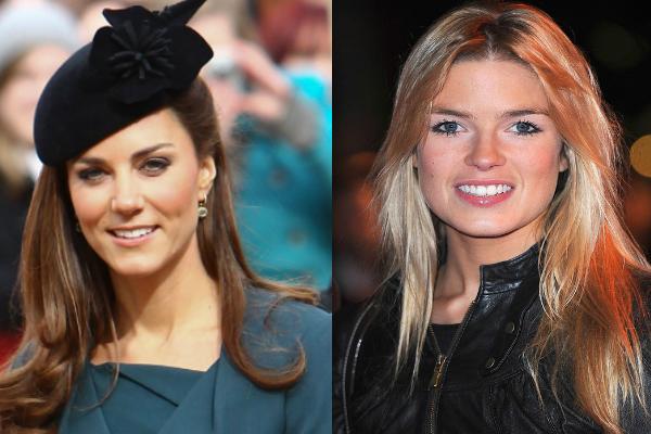 Katalin hercegné nekiment Harry herceg menyasszonyának
