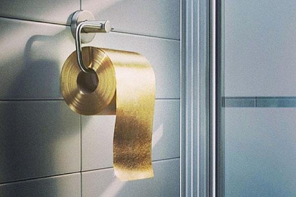 Ez a világ legpuccosabb vécépapírja