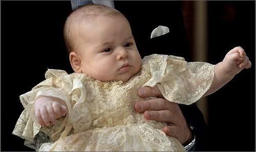 9 érdekesség György herceg keresztelőjéről