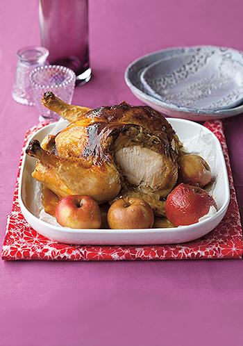Almás sült csirke - recept itt!