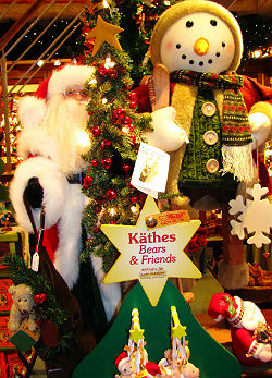 Egy bolt, ahol örökké karácsony van