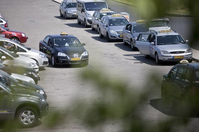 Itt a világon a legjobb taxizni