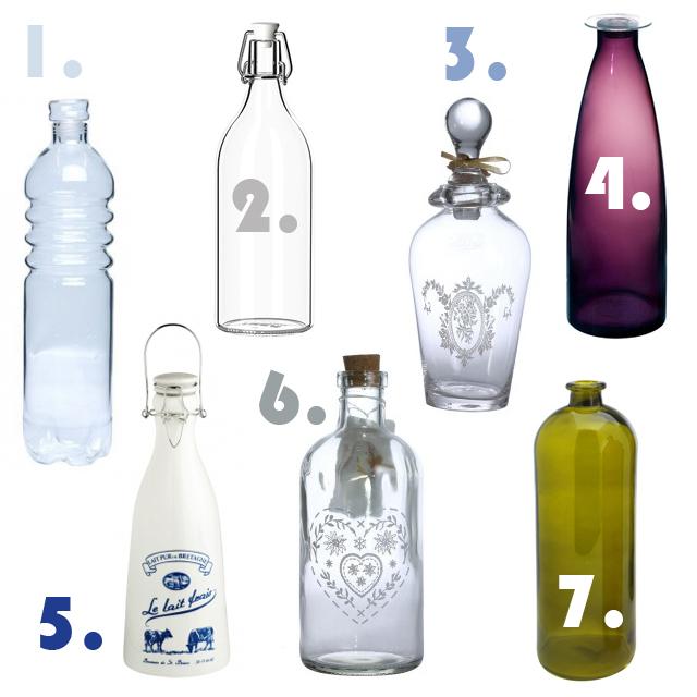 Erre is jók az üres üvegek!